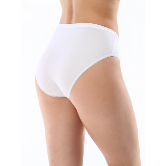 Женские слипы SL4001, цвет белый